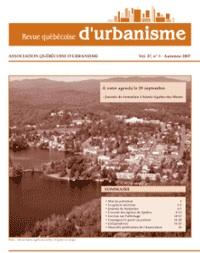 Contours et enjeux. L'avenir des églises du Québec. Revue québécoise d'urbanisme Vol 27, no. 3