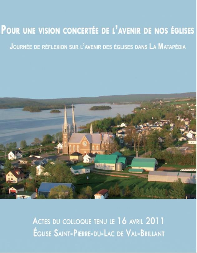 Des conversions d'églises au Québec : bilan