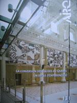 La conversion des églises au Québec. Un siècle d'expérience (s). ARQ no. 131